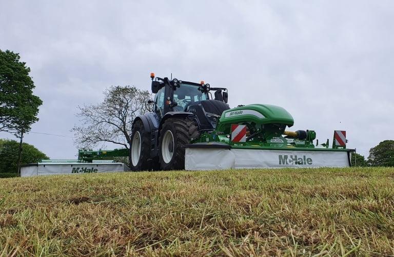 Grassmen tester McHale Pro Glide